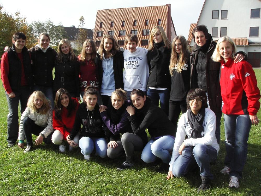 Schulsportassistentinnen-Ausbildung in Duderstadt