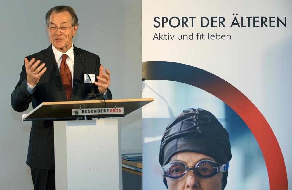 Jury-Mitglied Franz Müntefering (MdB a.D.), (Foto: ©E. Thonfeld)