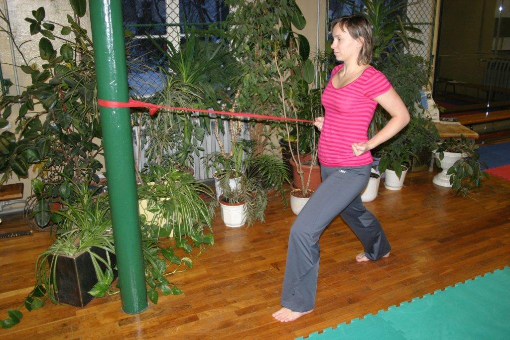 """""""Karate als Gesundheitssport"""" Foto: Deutscher Karate Verband"""