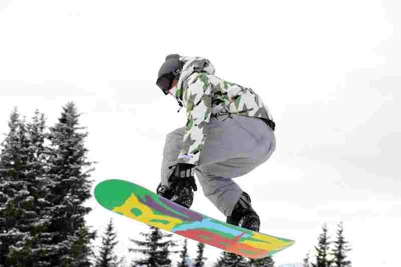 Wintersporttrends für die Saison (c) LSB NRW / Foto: Andrea Bowinkelmann