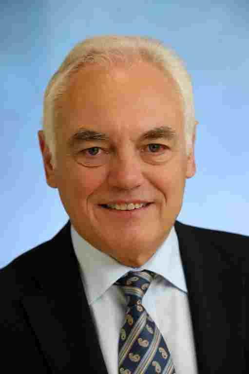 Walter Schneeloch, DOSB-Vizepräsident