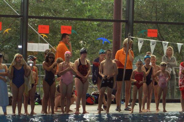 Schwimmen für Kinder mit und ohne Handicap (Quelle: Birgit Langel)