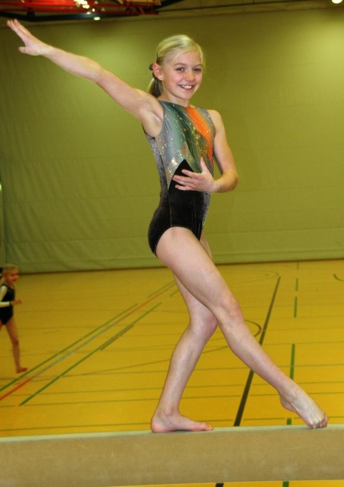 Evelin Klode - Die Sportlerin des Jahres 2010 (Foto: Heidi Schmidt-Teege)
