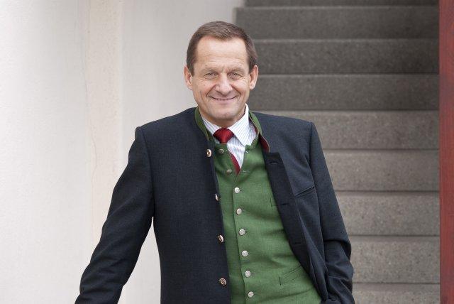 """Unterstützt die """"Sterne des Sports"""": DSV-Präsident Alfons Hörmann. (Quelle: DSV)"""