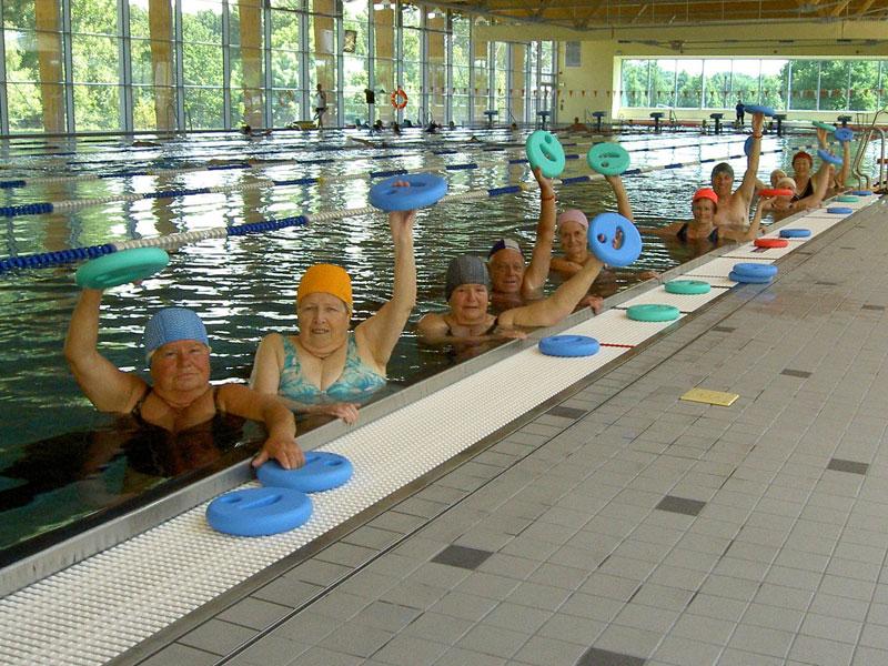 Schwimmsport im BSV AOK Leipzig e.V. (Foto: Verein)