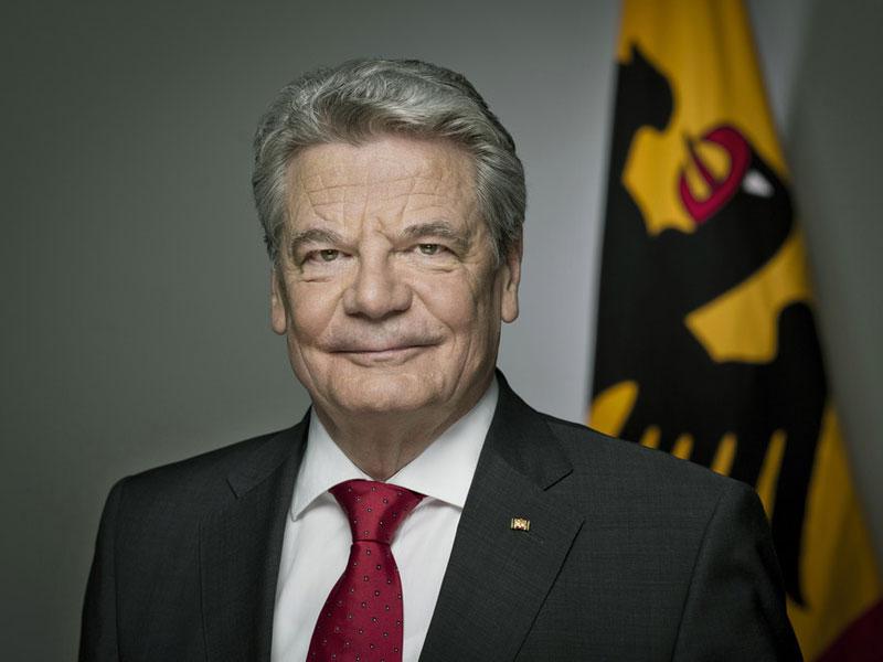 """Premiere für Joachim Gauck: Im Januar ist der amtierende Bundespräsident zum ersten Mal bei der Preisverleihung der """"Sterne des Sports"""" in Gold dabei. Foto: Presse- und Informationsamt der Bundesregierung"""