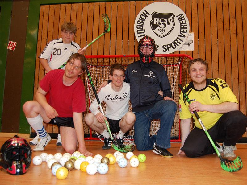 Der Hoisbütteler Sportverein bringt Menschen zusammen. (Quelle: Hoisbütteler Sportverein)