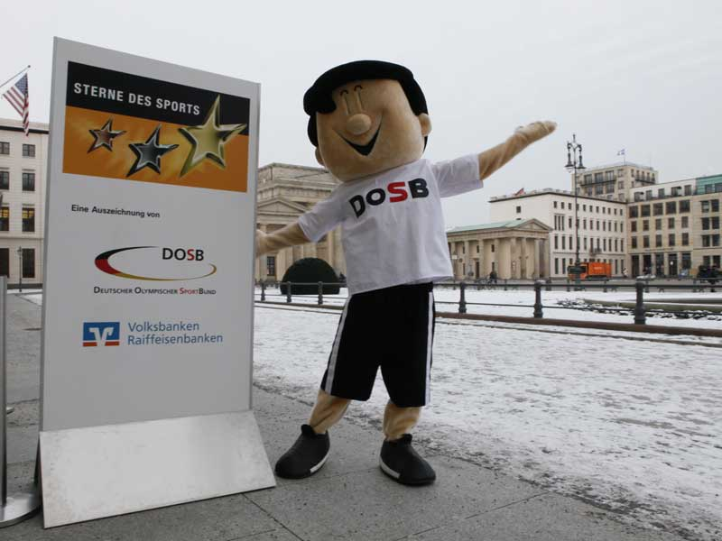 """In der DZ BANK am Pariser Platz in Berlin geht am 29.01.2013 die große Abschlussgala der """"Sterne des Sports"""" in Gold 2012 über die Bühne. (Foto: Meike Engels)"""