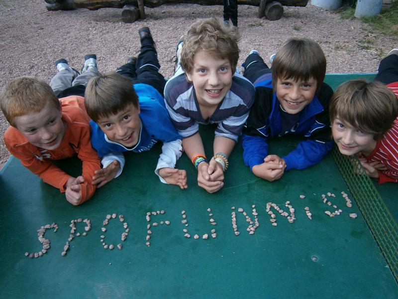 Die SpoFunnis der SG Köndringen-Teningen e.V. schaffen sinnvolle Beschäftigung für Kinder und Jugendliche (Quelle: SG Köndringen-Teningen e.V.)