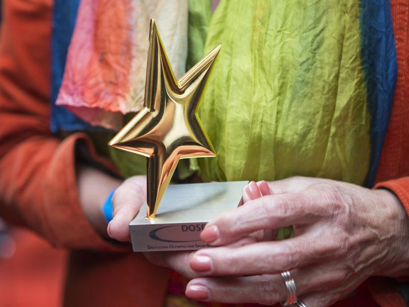 Die Sterne des Sports in Gold wurden in Berlin vergeben. Foto: wirkhaus/Meike Engels