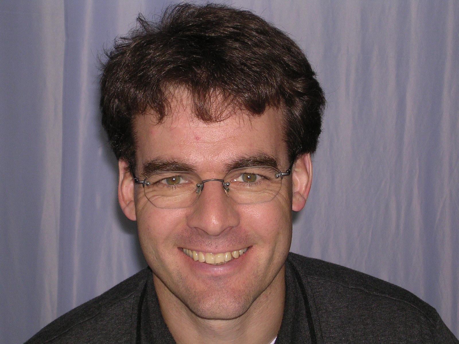 DLV-Geschäftsführer Georg Kemper. Copyright Knecht.