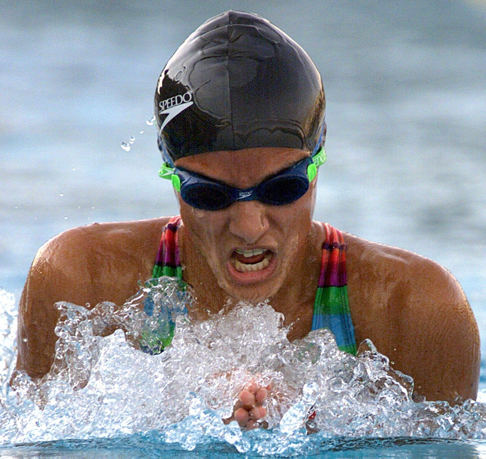 Möglichst viele Schwimmerinnen sollen bald in die Fußstapfen von Samar Nassar treten, einer der bislang größten Hoffnungen im jordanischen Schwimmsport