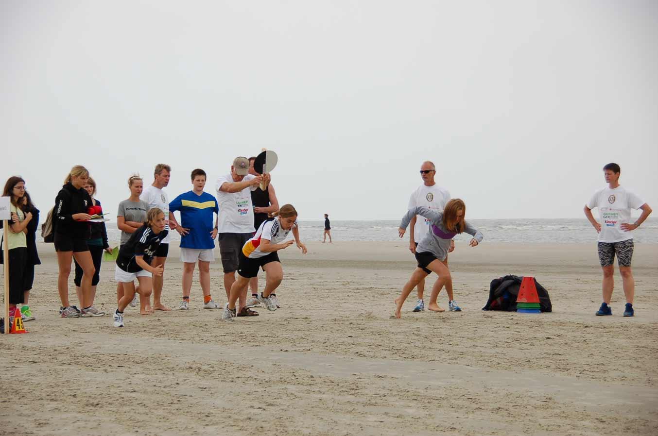 Nach dem Sieg Langeoogs beim Inselduell vor drei Jahren will Norderney Revanche. Foto: DOSB